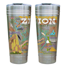 Load image into Gallery viewer, Zion Thermal Tumbler (Set of 4) - PREORDER Thermal Tumbler catstudio