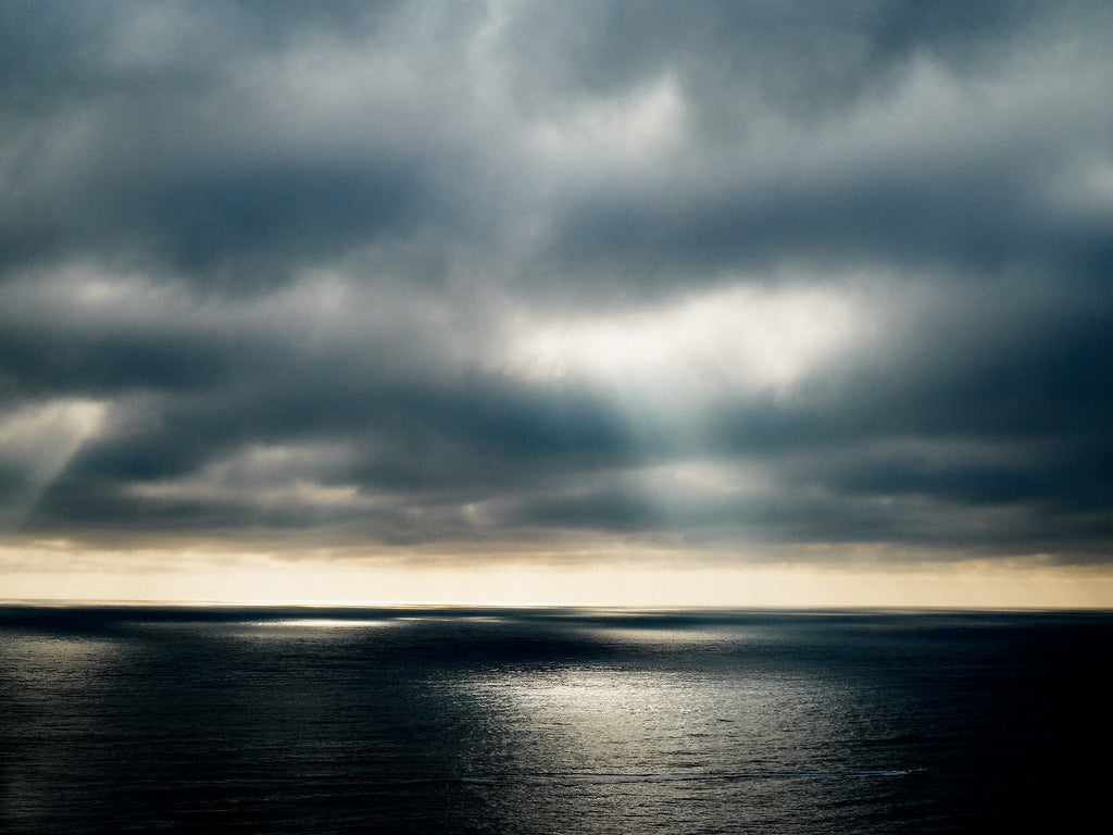KaneSkennarphotographer-Clouds over the ocean.