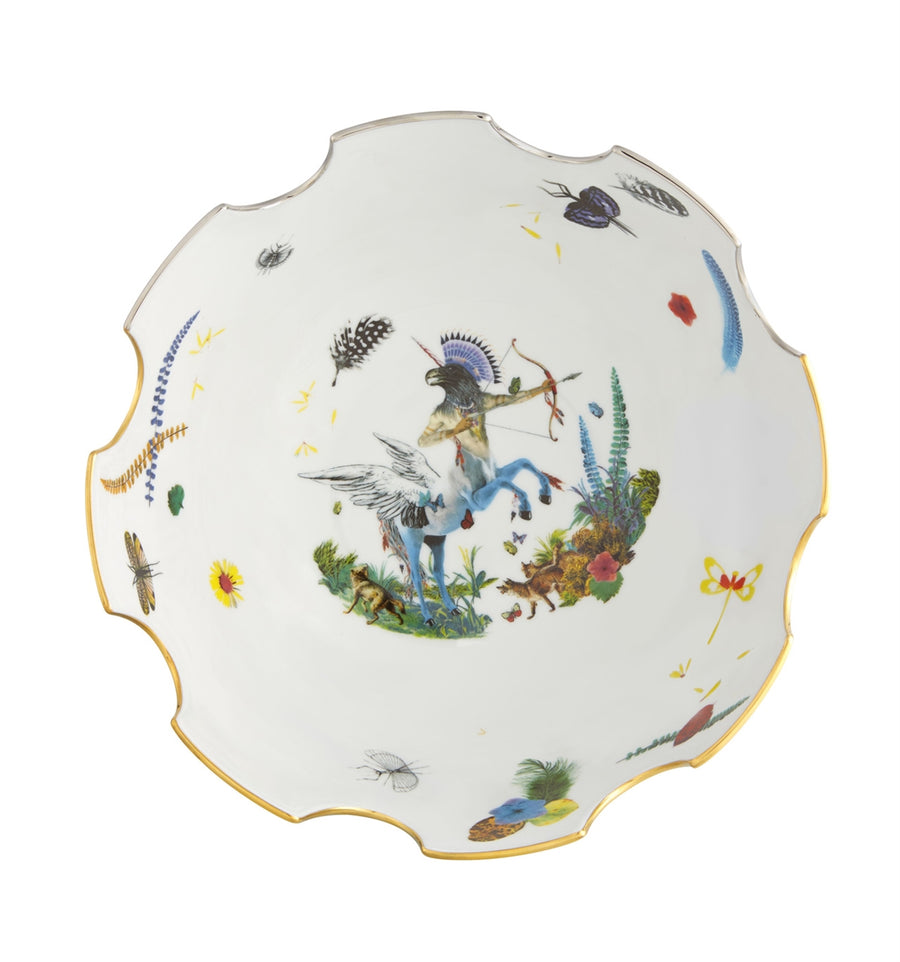 Caribe Salad Bowl by Christian Lacroix