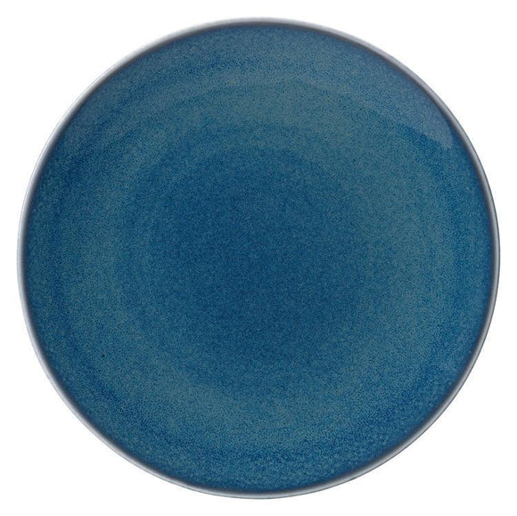 Art Glaze Dinner Plate Candied Sky