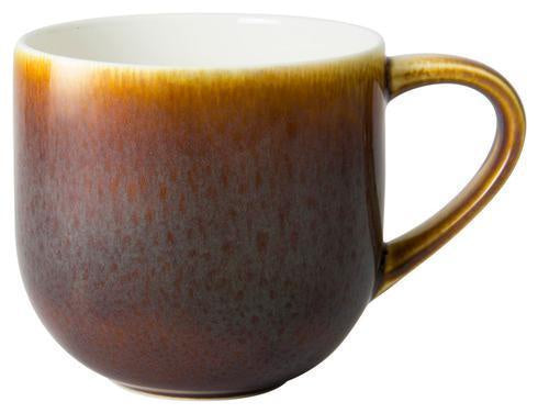 Art Glaze Mug Flamed Caramel