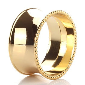 Classic Napkin Ring Gold