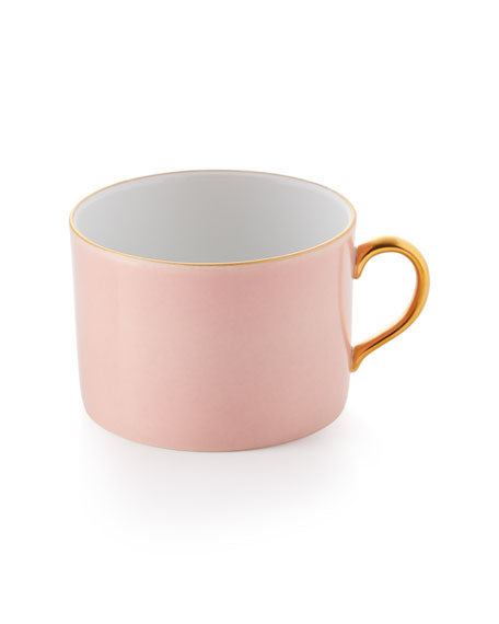 Anna's Palette Dusty Rose Tea Cup