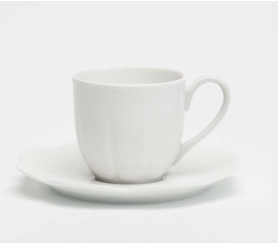Nymphea White Tea Cup