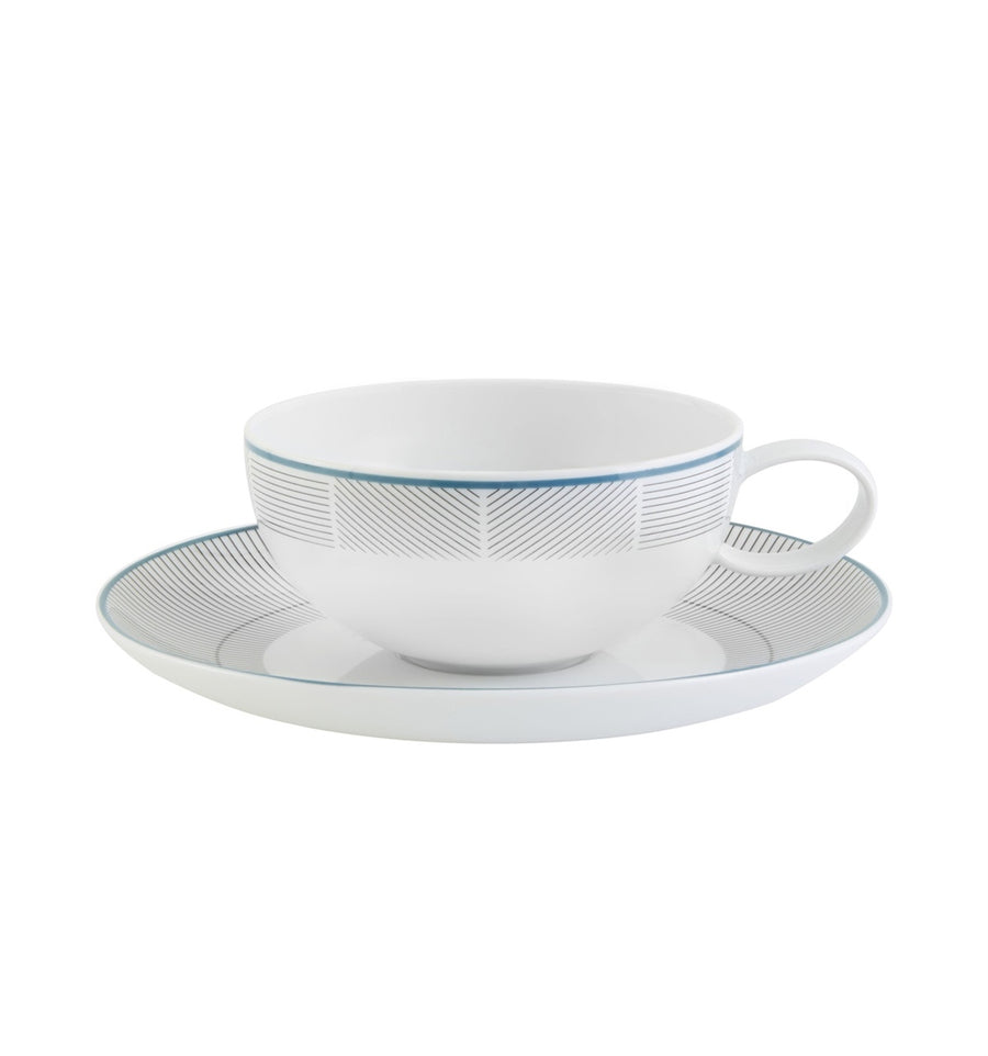 Orquestra Tea Cup and Saucer