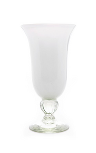 Glass Cup White