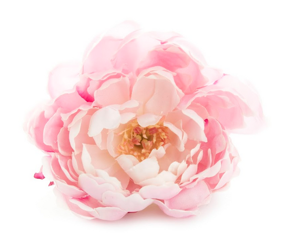 Peony Light Pink Napkin Ring