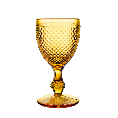 Ambar Bicos Wine Goblet Set 4 Pc