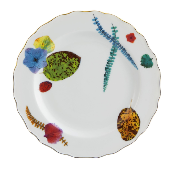 Caribe Bread & Butter Plate  by Christian Lacroix