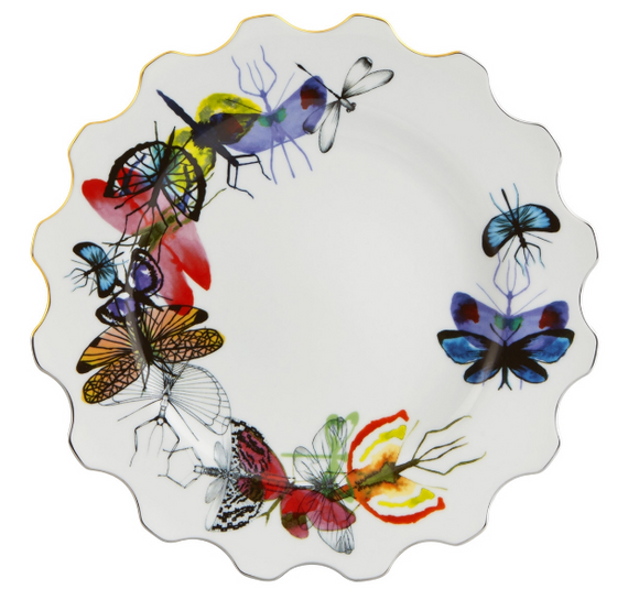Caribe Dinner Plate  by Christian Lacroix