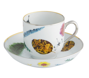 Caribe Tea Cup & Saucer  by Christian Lacroix