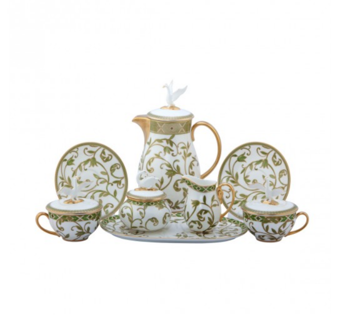 Neobe 12PC Tea Set