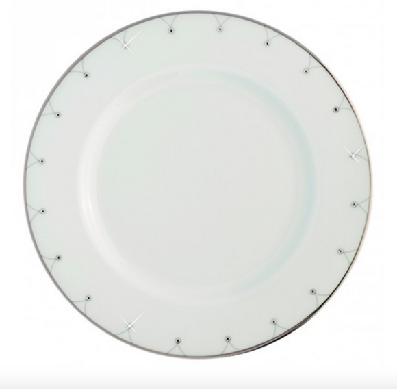 Princess Platinum Bread & Butter Plate