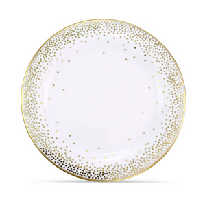 Trousdale Gold Dessert/Salad Plate by Kelly Wearstler
