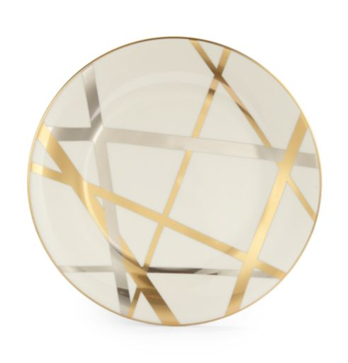 Mulholland Dinner Plate by Kelly Wearstler