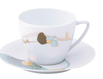 Ravissement Tea Cup & Saucer