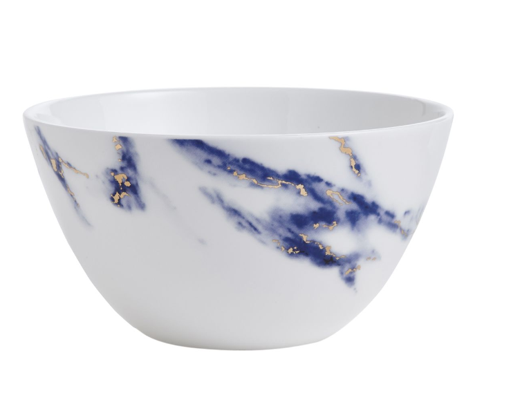 Azure Fog Cereal Bowl
