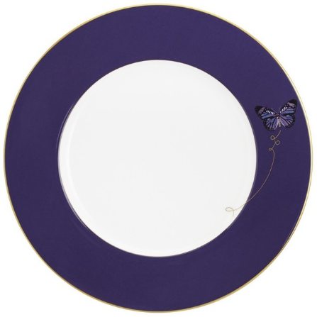 My Butterfly Charger Plate