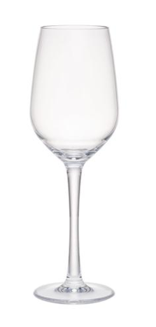 Hudson Tritan Acrylic White Wine Glass 4 Pcs