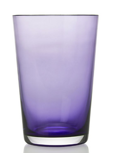 Liso Highball 4 Pc Amethyst Bluish