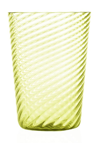 Twist Tumbler 4 Pc Lime Yellow