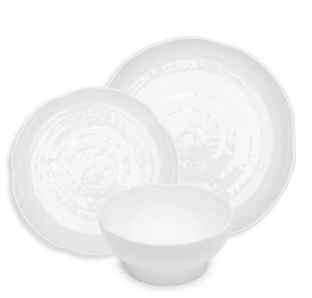 Pearl Set 12 Pc Melamine
