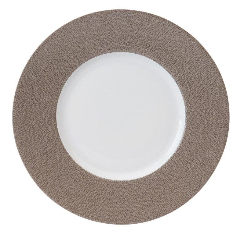 Seychelles Dinner Plate Taupe