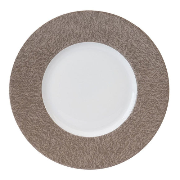 Seychelles Salad Plate Taupe