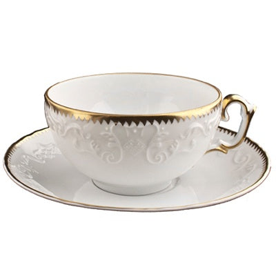 Simply Anna Gold Tea Saucer