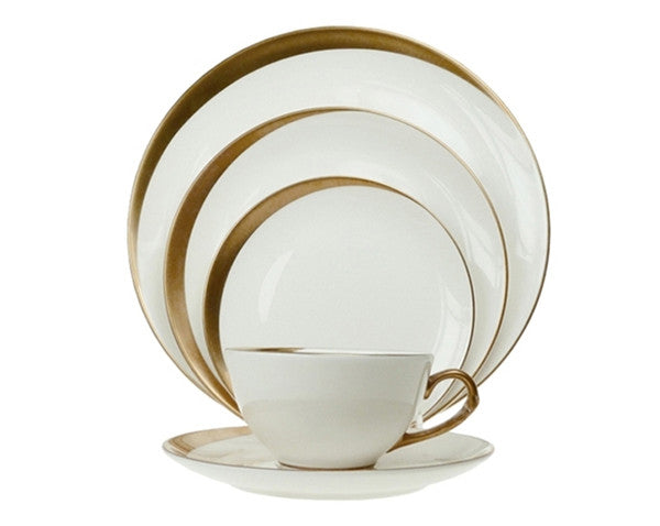 Pickard Jubilee Wind Gold Cereal Bowl