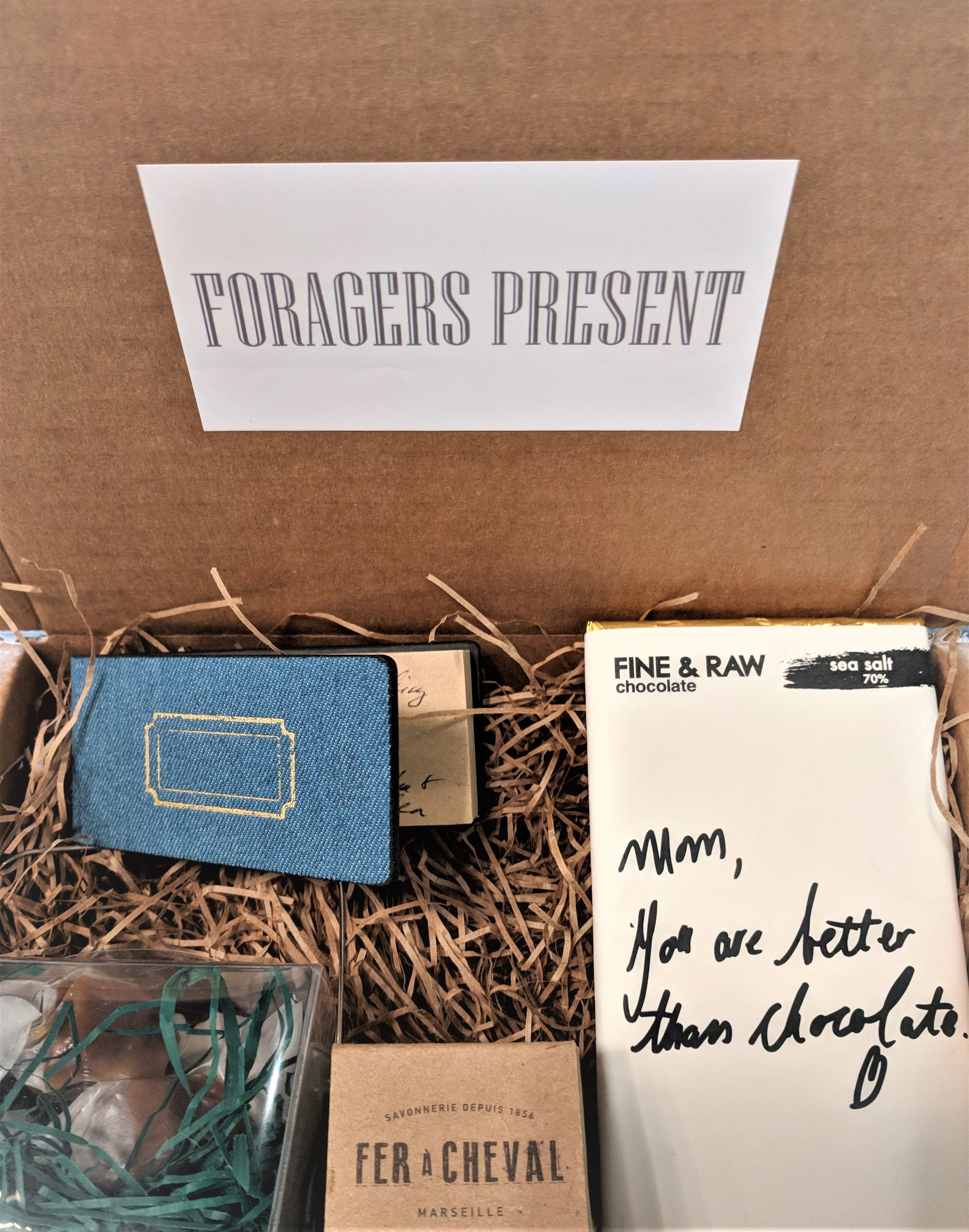 Foragers Surprise Box