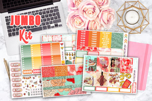 Lunar New Year - Vertical Weekly Kit