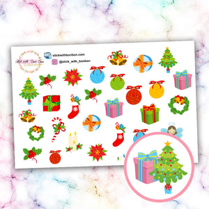 Christmas Deco Stickers