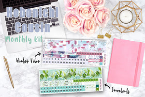 Hobonichi Cousin JUNE MONTHLY Kit