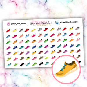 Sports Shoes Stickers