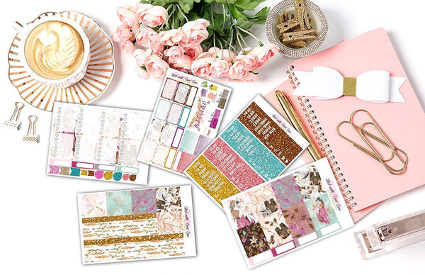 Sparkling Life - Vertical Weekly Kit