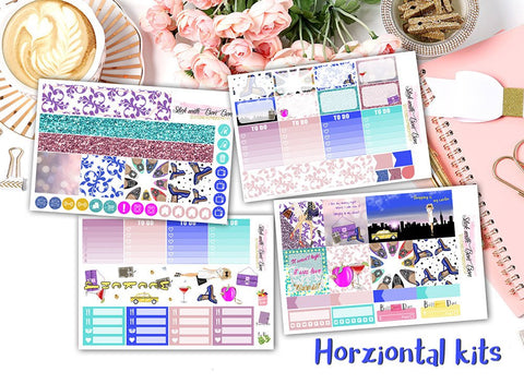 Carrie - Horizontal Weekly Kit