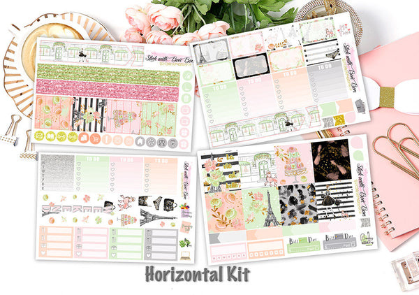 Life is Beautiful/Jadore - Horizontal Weekly Kit