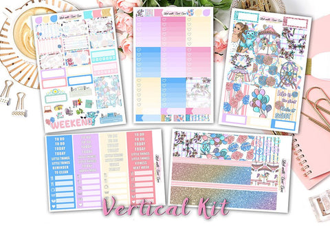 Candy Carnival - Vertical Weekly Kit