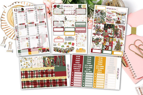 Magic Christmas - Vertical Weekly Kit