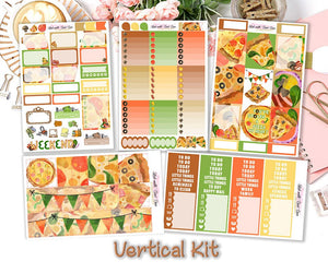 Pizza Heaven - Vertical Weekly Kit