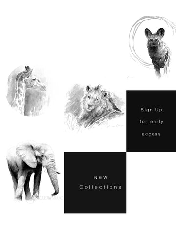 Wildlife Art collections