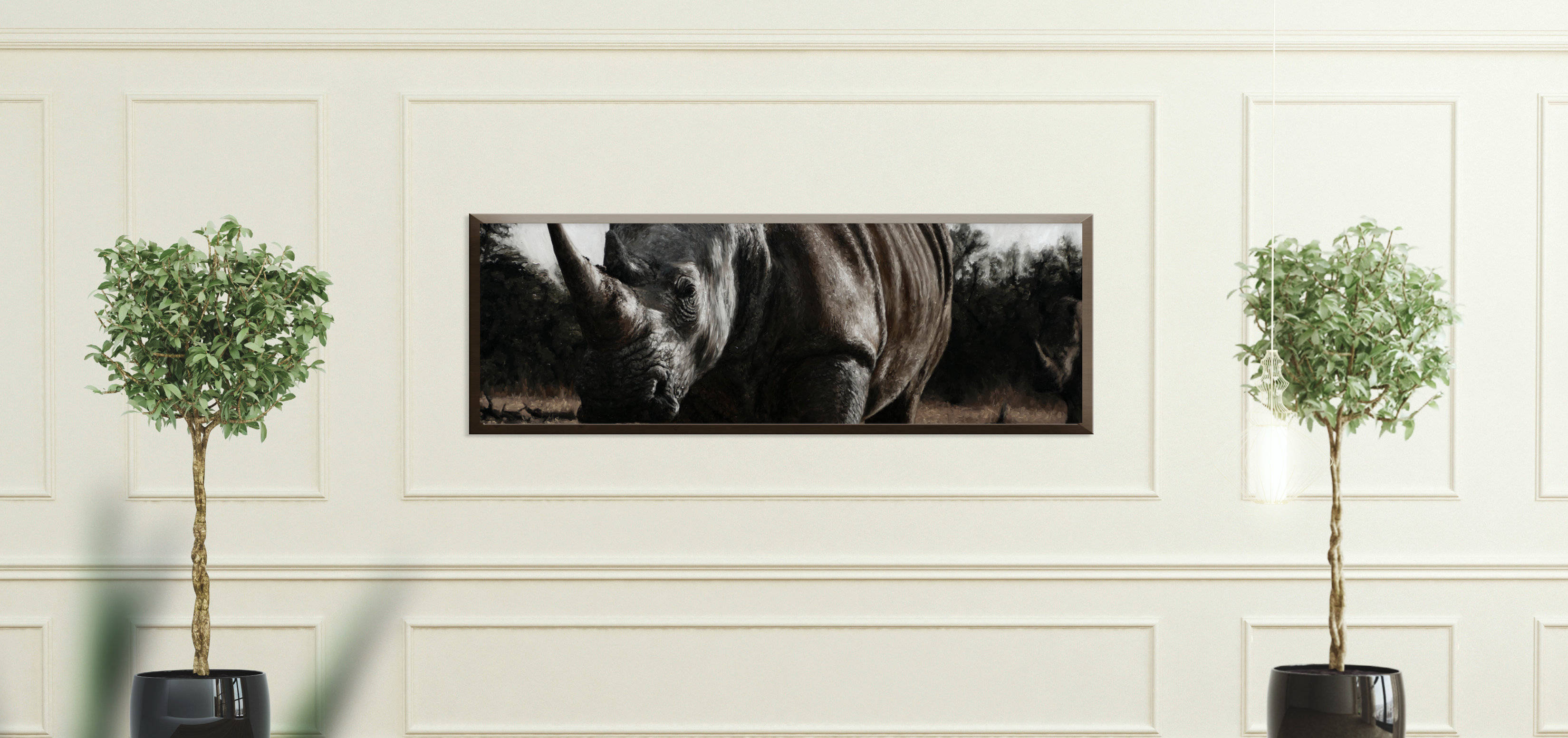 Innocence - Carina Kramer - Fine Art, Original Painting, Wildlife Art/ Animal Painting