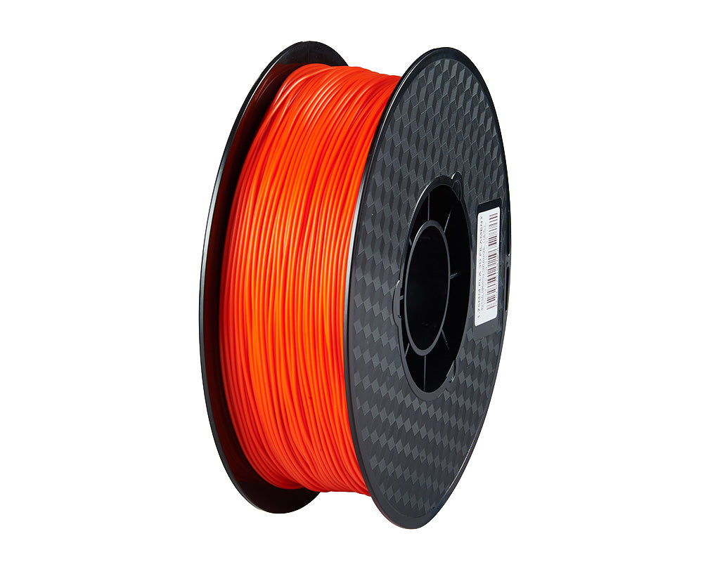 Creality3D PLA 3D-Drucker-Filament, 1,75 mm, 1 kg Spule, Orange