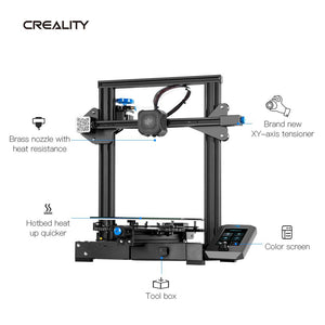 Creality3D Upgraded Ender-3 V2 3D-Drucker