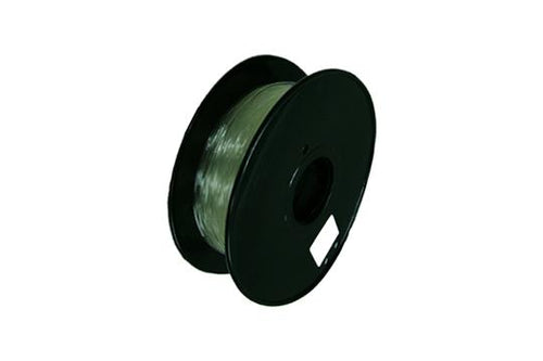 Flexibles TPU-3D-Druckerfilament, 1,75 mm, 0,8 kg Spule, Transparent