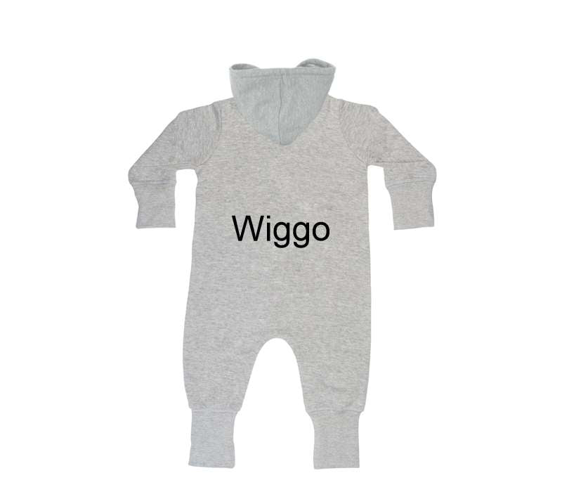 One-piece Baby Oxford