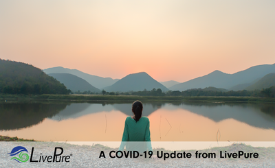 A COVID-19 Update From LivePure