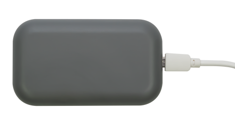 LivePure Portable UV Sanitizer Reduces Viruses, Bacteria & Germs on the Go