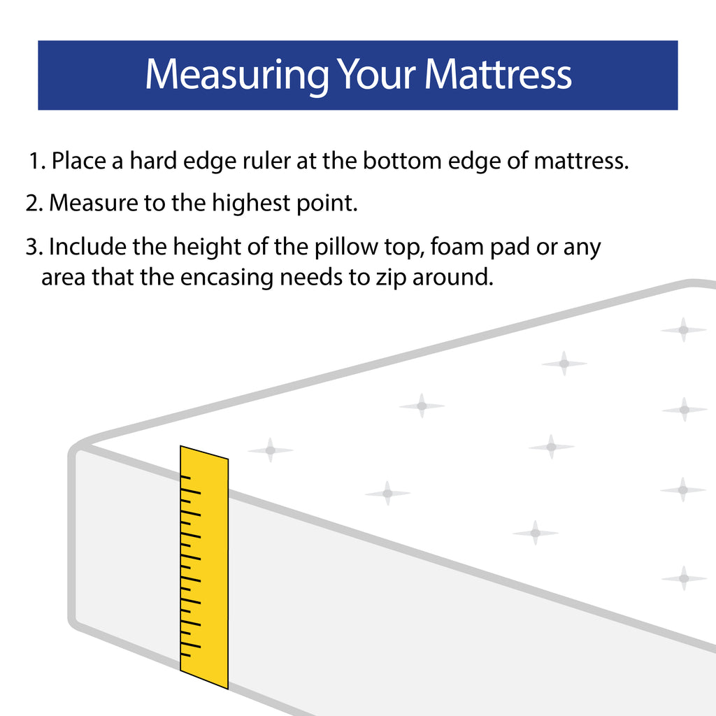 How To Measure Your Mattress